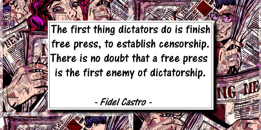 #TheResistance  Reject the narrative of the #FreePress as the enemy.  Don&#39;t allow silencing or abuse of media. #Resist<br>http://pic.twitter.com/1t9QkYCNz9