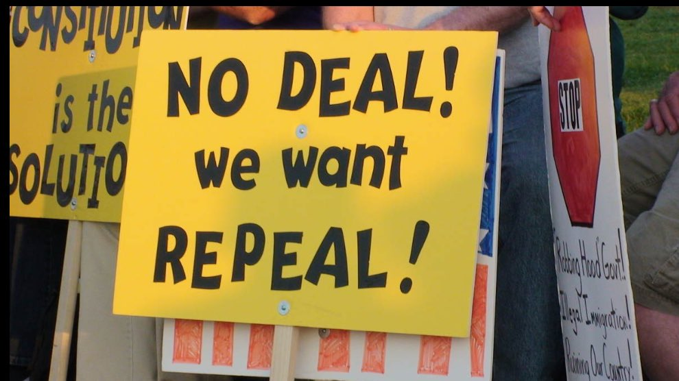 MT @Dlw20161950: #GOP #POTUS: Paying Attention.  What Don&#39;t You NOT Understand About #FullRepeal as Promised? <br>http://pic.twitter.com/U9IrQS1xyQ #PJNET