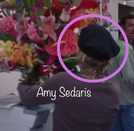 Next week we cover #Sixdaysevenights featuring the amazing back acting of #AmySedaris #underfive #actorslife #unbreakablekimmySchmidt #90s<br>http://pic.twitter.com/StrmWpu9fa