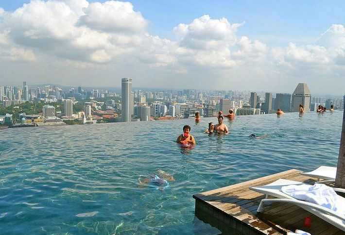 Having a cool pool, multifamily developers know, is still the best ame...