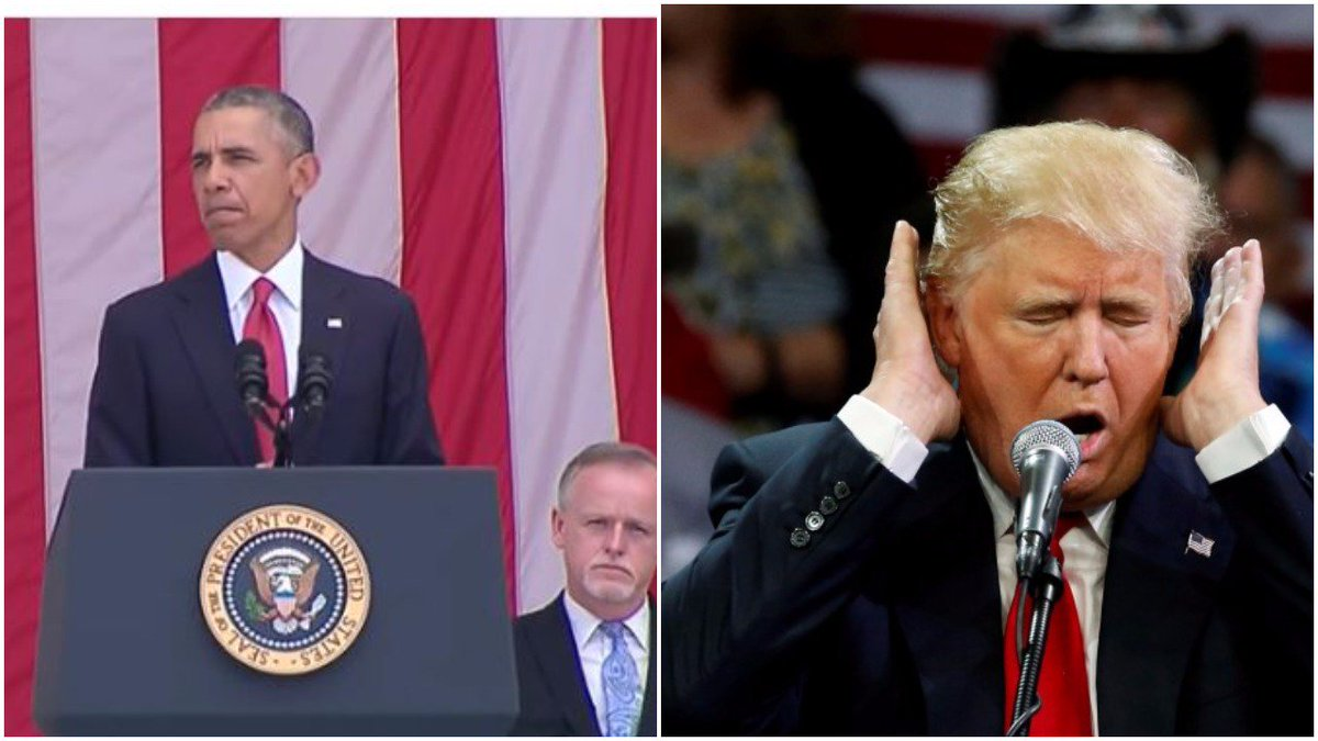 Trump Has Psychotic Episode And Blames Obama For Russia Attack He Clai...