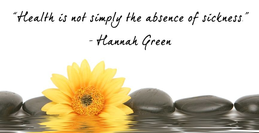 Health is not simply the absence of sickness. #Wellness #GoodHealth<br>http://pic.twitter.com/2nPo3ZtIdt