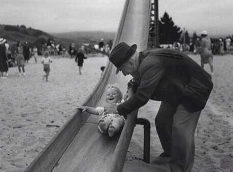 Los abuelos deberían ser eternos 😇👼