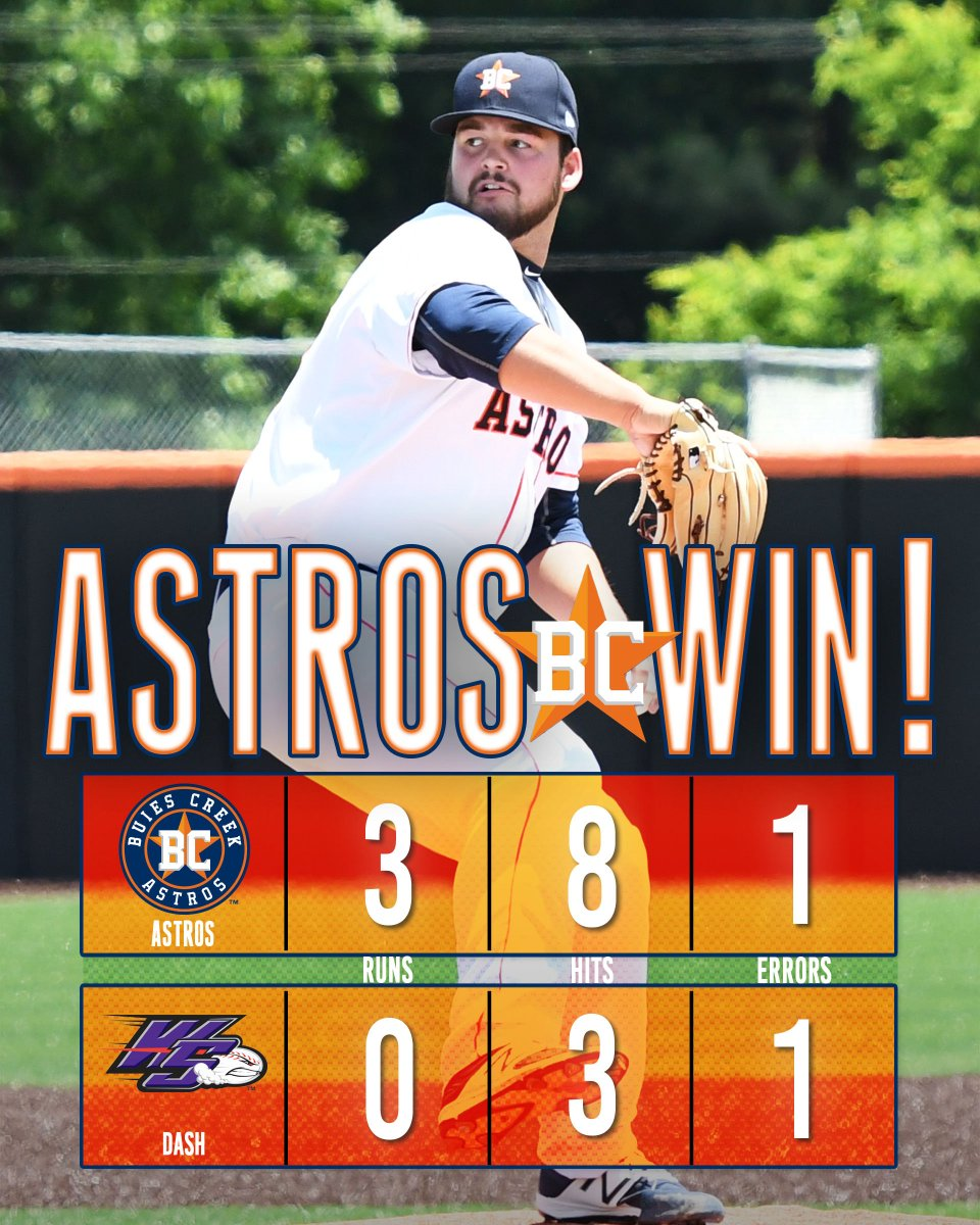 13 strikeouts and a shutout twirled by @brett_adcock, @jferre72 and @N...