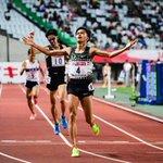 日本選手権2連覇する事が出来ました。応援ありがとうございました。 pic.twitter.com/R…
