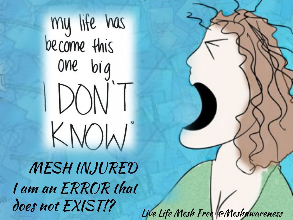 100,000&#39;s R Injured or worse by Congress FDA&#39;s Failure to Protect #patientsafety #Lives over #Commerce #CleanUpYourMesh #LivesMatter #POTUS<br>http://pic.twitter.com/LBJcjbBRTc