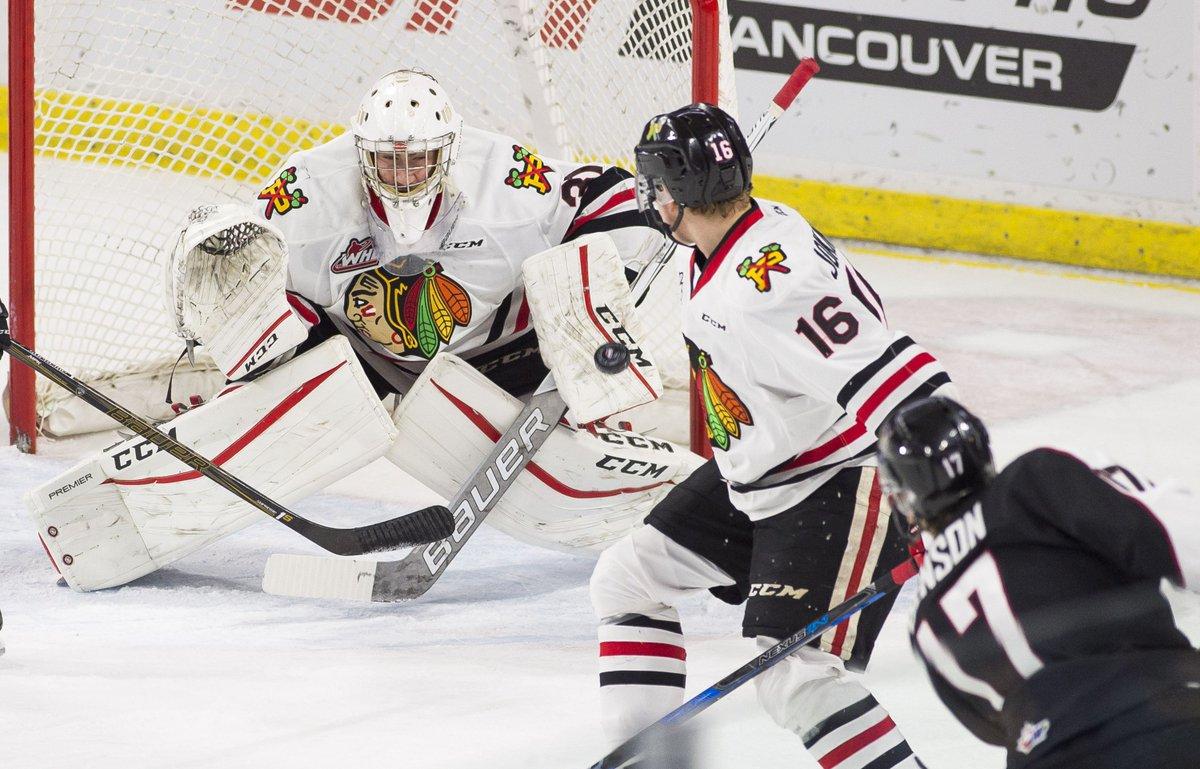 Blackhawks select WHL defenseman Henri Jokiharju with No. 29 pick http...