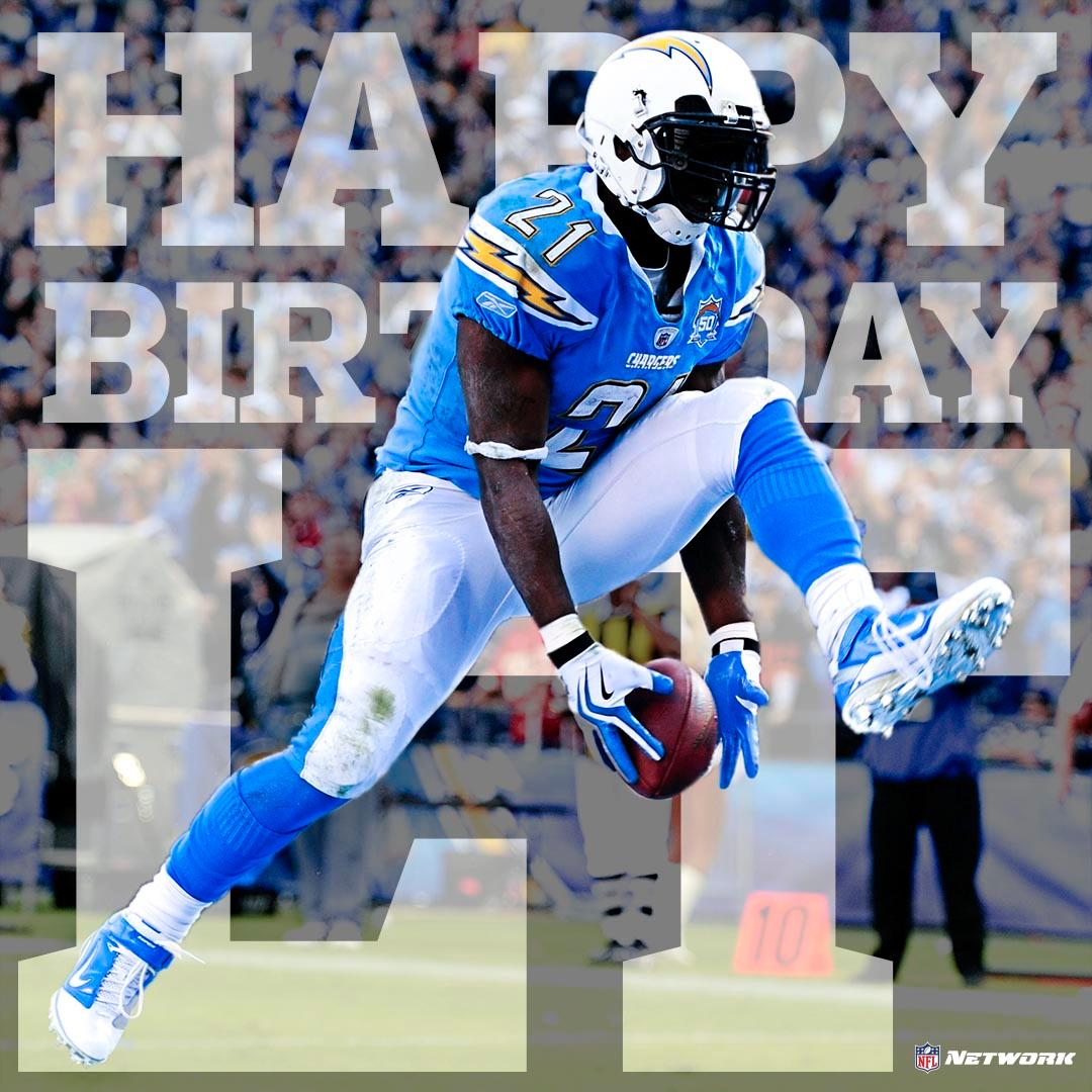 13,684 career rushing yards and a TD machine. Happy Birthday to our ve...