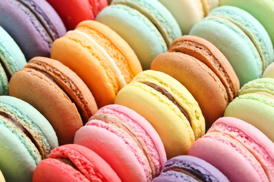 Top 6 places to get the best macarons in Singapore - https://t.co/2SqA...