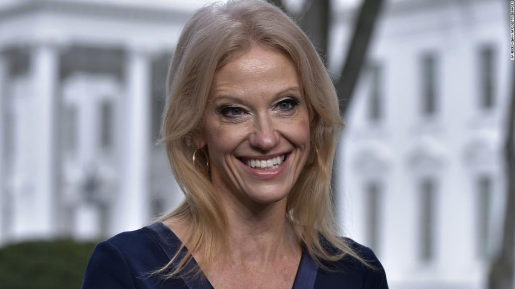 Kellyanne Conway: 'There is no nexus' between Russia and the US election outcome https://t.co/ZRwNJoK0Rl