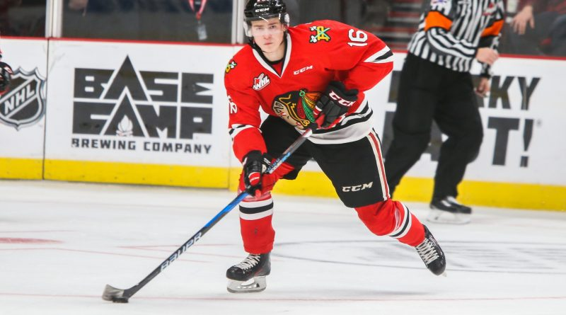 #Blackhawks trade back, select Henri Jokiharju at No. 29: https://t.co...