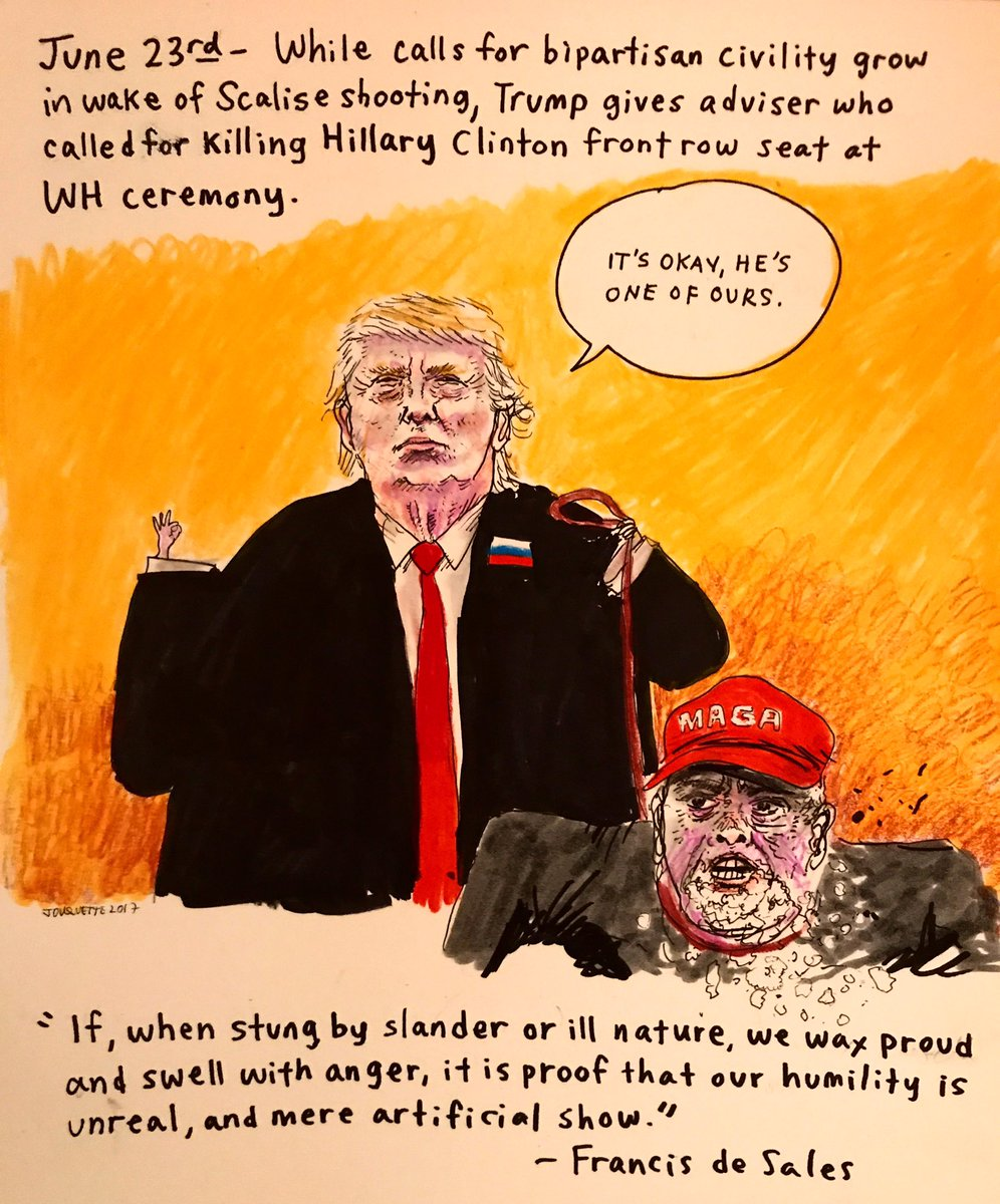 Day 155: Their dog has been barking forever but hey whatever #TheDailyDon #resist #magaisformorons #thisisnotnormal #dumptrump<br>http://pic.twitter.com/M8kqs0afme