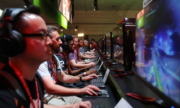 Senado analisa pedido de redução de impostos para games e consoles. https://t.co/IVDYnO8mAK