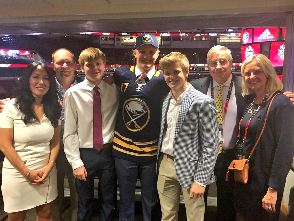 Welcome to the Sabres family, @CMittelstadt! #OneBuffalo https://t.co/...