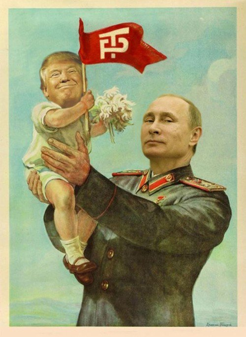 &quot;Nixon was a crook, but at least he was our crook &amp; not Russia&#39;s&quot; Fmr Bush White House Counsel Richard Painter #realtime #russia #trump <br>http://pic.twitter.com/nY8fEnD4f4