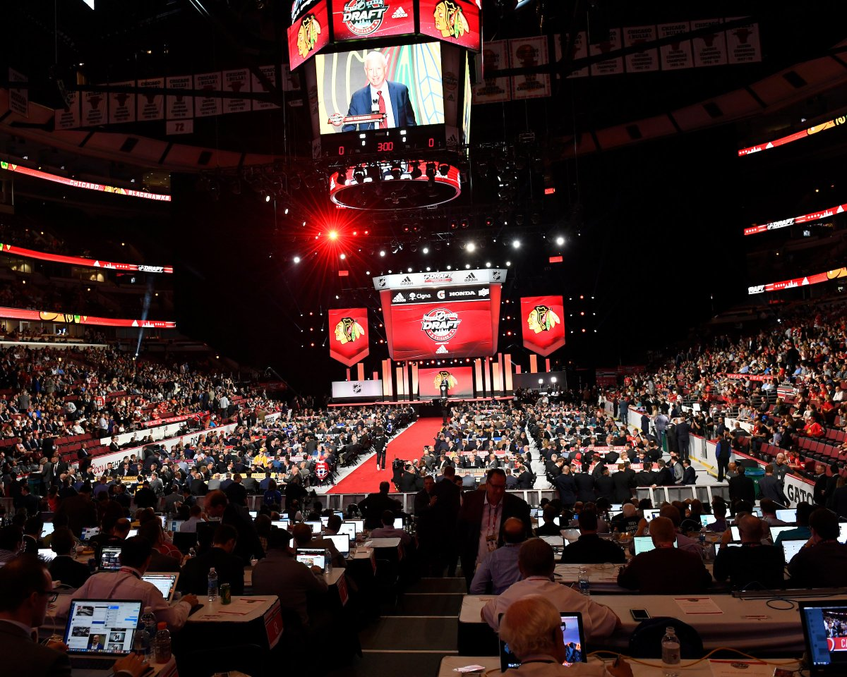 Cody Glass and Henri Jokiharju Selected in First Round of NHL Draft Fr...