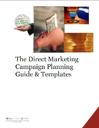 #socialmedia - Free White Paper - Direct Marketing Campaign Planning G...
