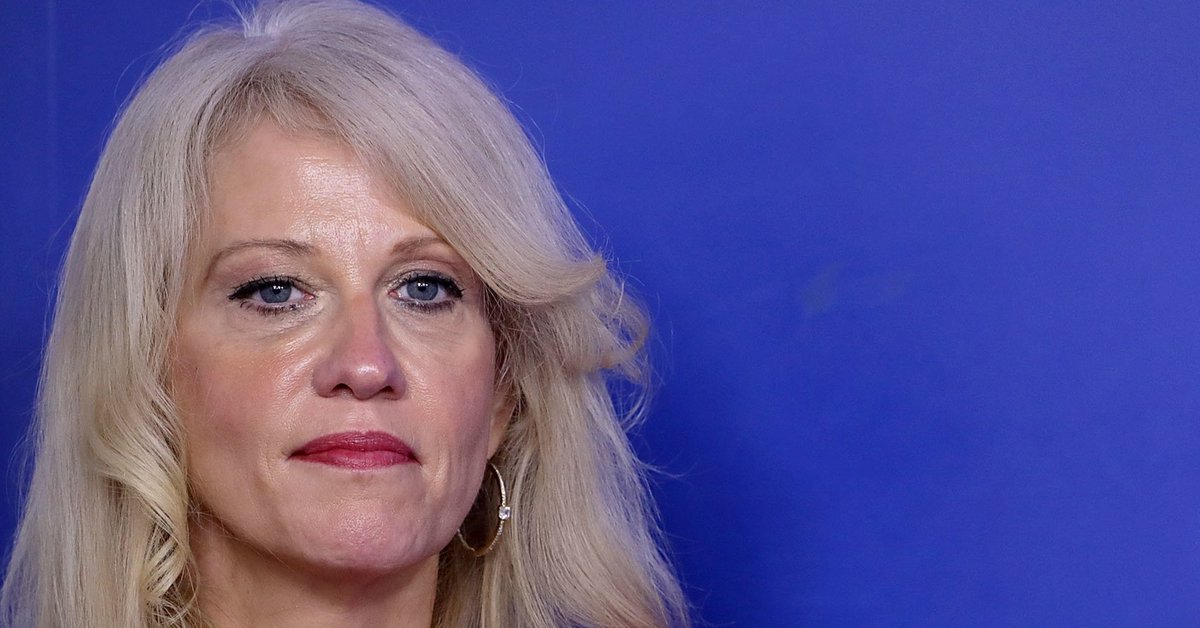 Kellyanne Conway says people who doubted Trump interfered in the election https://t.co/WCTKr4FUs8