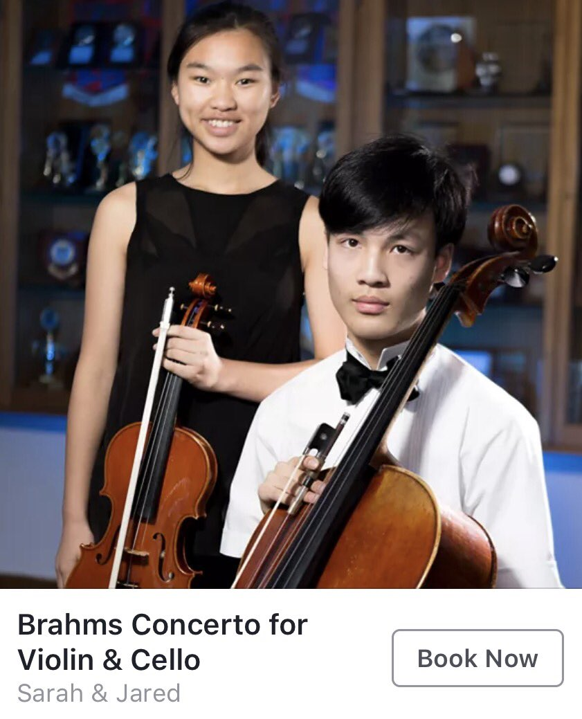 Don&#39;t miss it today @TheConcourse 7.30pm #NSW #SecondarySchools #Concerto #Competition Finals #Concert. @Ticketek_AU- https:// goo.gl/B3PaE2  &nbsp;  <br>http://pic.twitter.com/tBmfYLySE1
