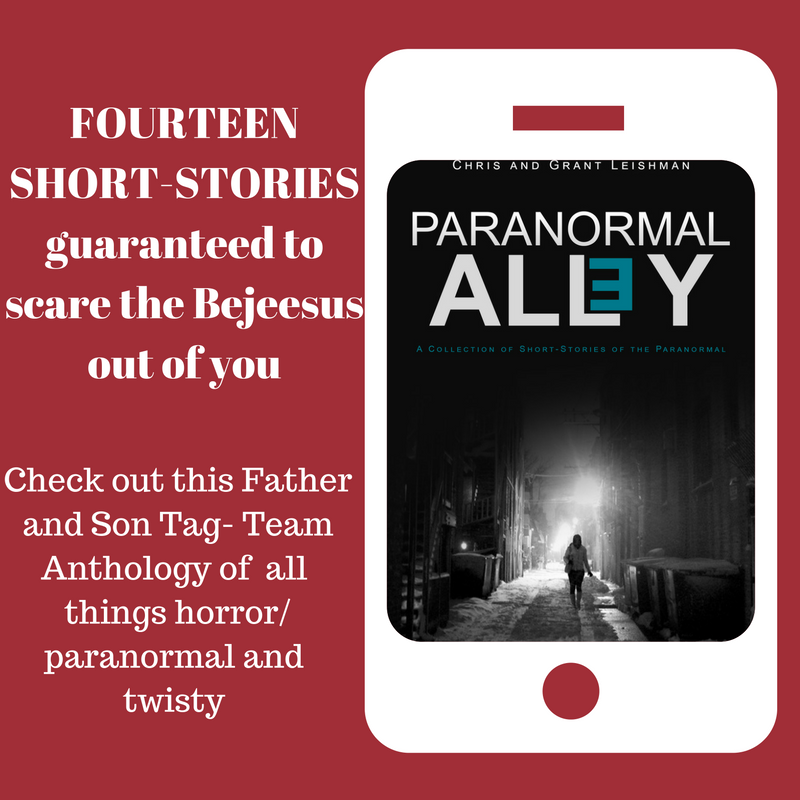 If these stories don&#39;t scare you Guess what?  YOU&#39;RE ALREADY DEAD!  http:// mybook.to/palley  &nbsp;   #ASMSG #paranormal #horror<br>http://pic.twitter.com/1UlblfvcXT