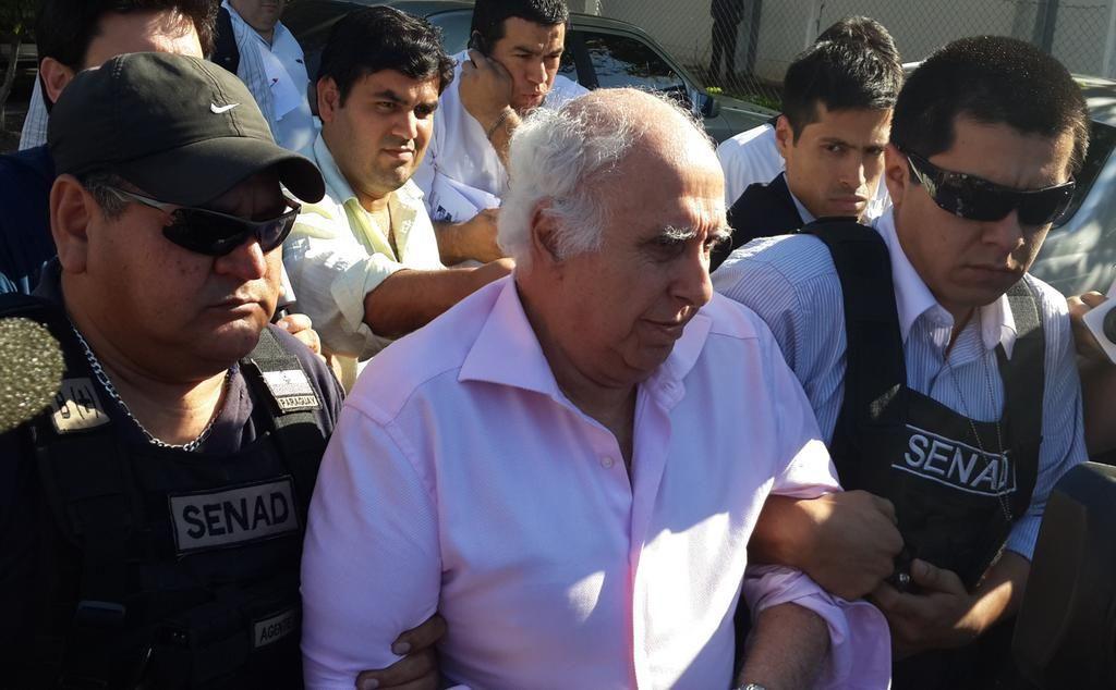 SP:  ex-médico Roger Abdelmassih, condenado a 181 anos de prisão pelo estupro de 37 pacientes, já está no seu apartamento nos Jardins.