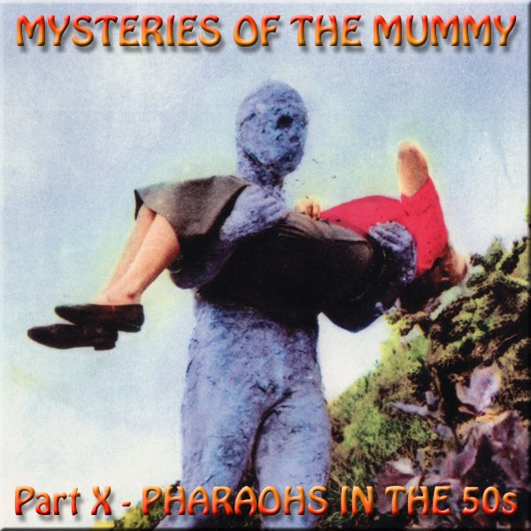 On my show this week, we looking at the assorted mummies on the loose in the &#39;50s! #horror #podcast  http:// hypnobobs.geekplanetonline.com/?podcast=hypno goria-60-mysteries-of-the-mummy-part-x-pharaohs-in-the-50s &nbsp; … <br>http://pic.twitter.com/iflYjOhmp7