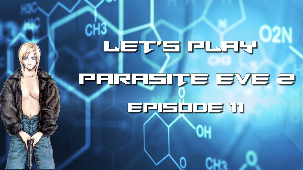 Voici les prochaines vidéos a venir sur ma chaine pour la semaine prochaine la suite de #ParasiteEve2 et un vidéo test sur #TheWalkingDead pic.twitter.com/nsQ8uzXp57