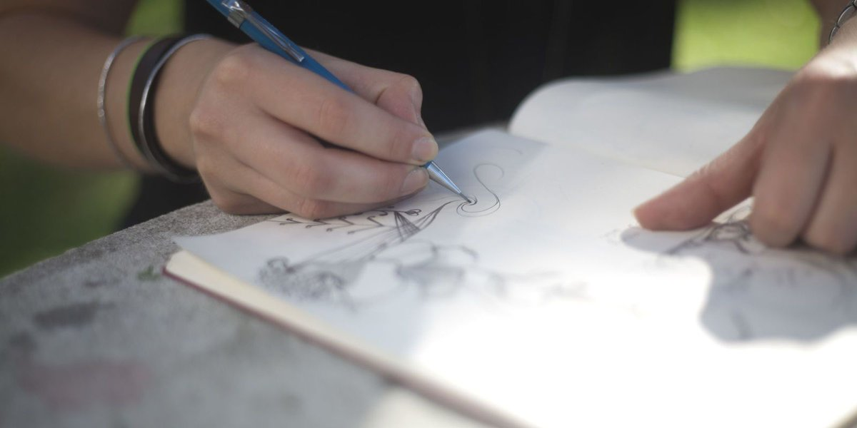 Doodling is incredibly good for your health, study reveals https://t.c...