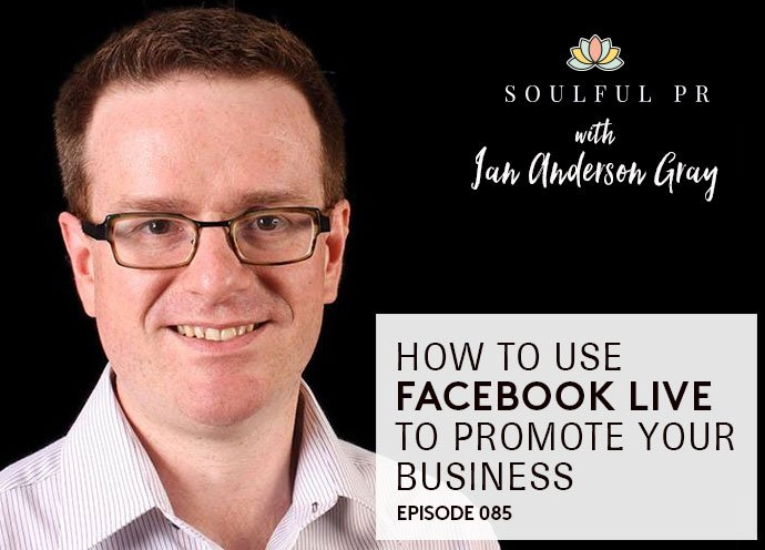 How to use Facebook Live to promote your business with @iagdotme https://t.co/Wkbne4XVrU #soulfulpr