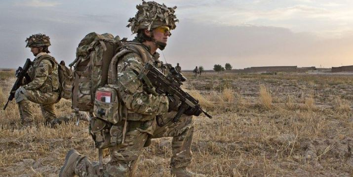 'Art and War: from the Cold War to Afghanistan.' Free seminar today, 6-8pm to celebrate @ArmedForcesDay. Sign up: https://t.co/nq8vdJeNuT