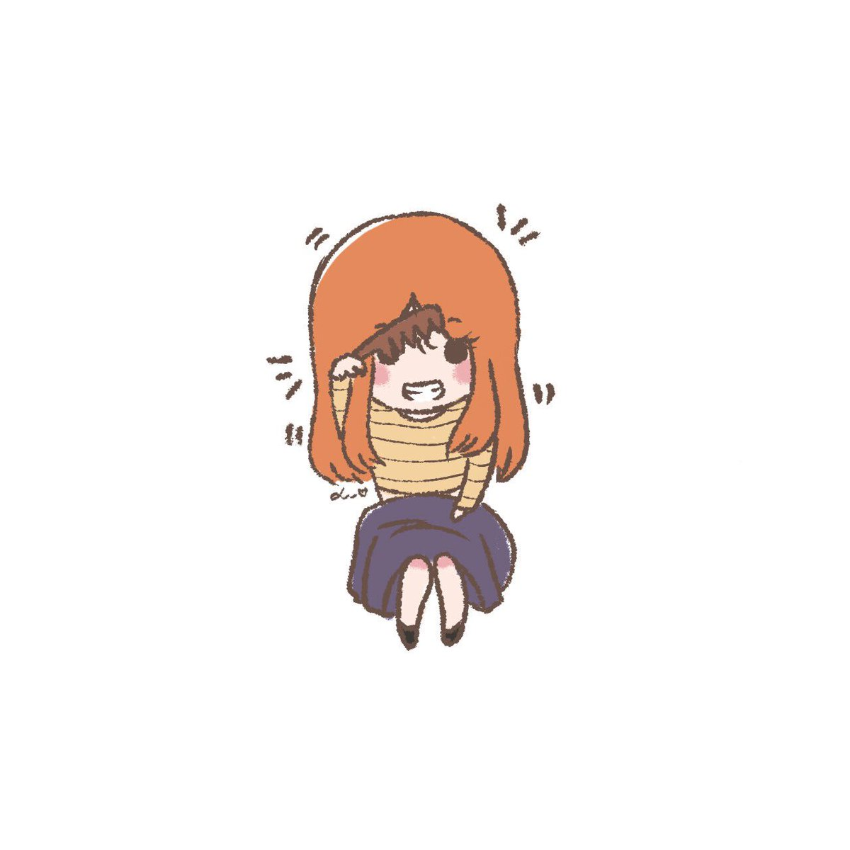 Blackpink Lisa Cute Cartoon