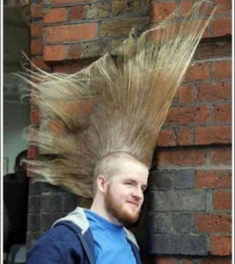 peinados más extravagantes