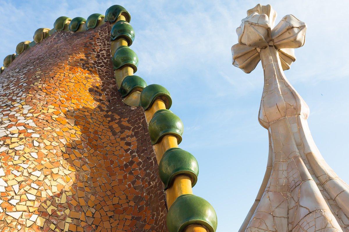 #Goodmorning Barcelona  Casa Batllo History afraid of being forgotten.  https:// goo.gl/dvKrBD  &nbsp;   #art #travel #gaudi #poetry<br>http://pic.twitter.com/hyXxGArPAP