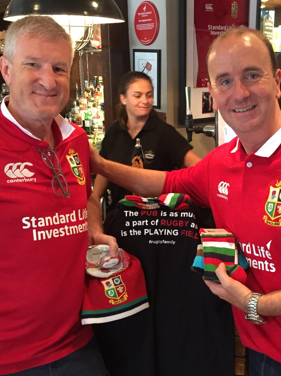 Half time comp winning Lion fan from today! Loves his @winorlosestyle #LionsNZ0217 inspired socks! #Rugbyunited #rugbyfamily @rugbyunited<br>http://pic.twitter.com/XQVlWU5NWr