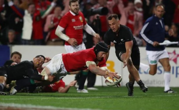 Sean O'Brien score will go down as one of the greatest tries in #Lions history  https://t.co/40xBGT0gqH