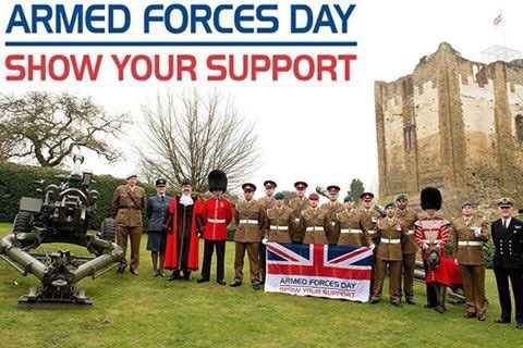 Morning all. With you today as Duty Supt in #Manchester.   Don&#39;t forget it&#39;s #ArmedForcesDay.   A pleasure as ever supporting our Services.<br>http://pic.twitter.com/WeogLWslab