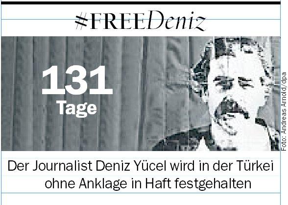 Guten Morgen!  #FreeDeniz