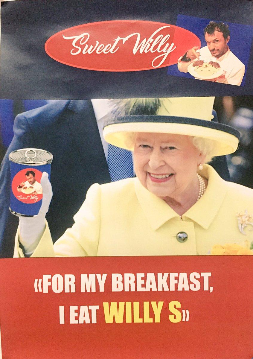 Ce soir, faites comme The Queen, regardez #FortBoyard ! https://t.co/D...