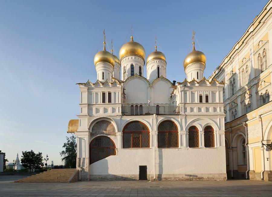 все картинки благовещенского собора в кремле зачастую