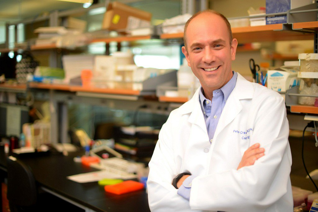 Most people with fatty liver disease don't know they have it. This Orlando researcher is seeking ways to stop it. https://t.co/0rlRUWrYpg