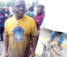 I bought my three pump action guns from Lagos Police Command – Arrested US returnee https://t.co/zbNlo5k8XC via @YNaija