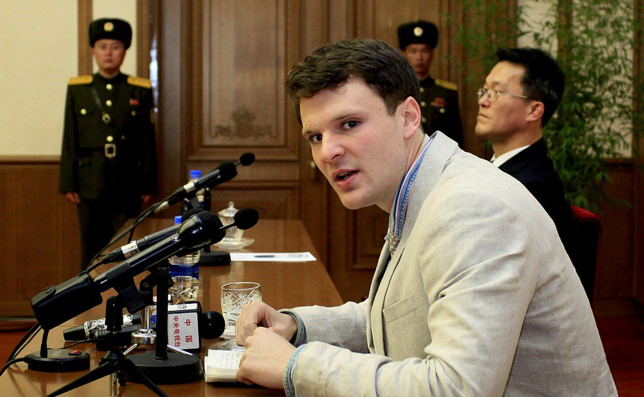 """""""The fact that Warmbier died suddenly… is a mystery to us as well,' said a North Korean foreign spokesman https://t.co/LZXSpW4YQZ"""