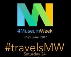Le thème #MuseumWeek du jour est le #voyage ! #TravelsMW  Connaissez-vous de grandes voyageuses ayant contribué à la #culture ? #WomenMW