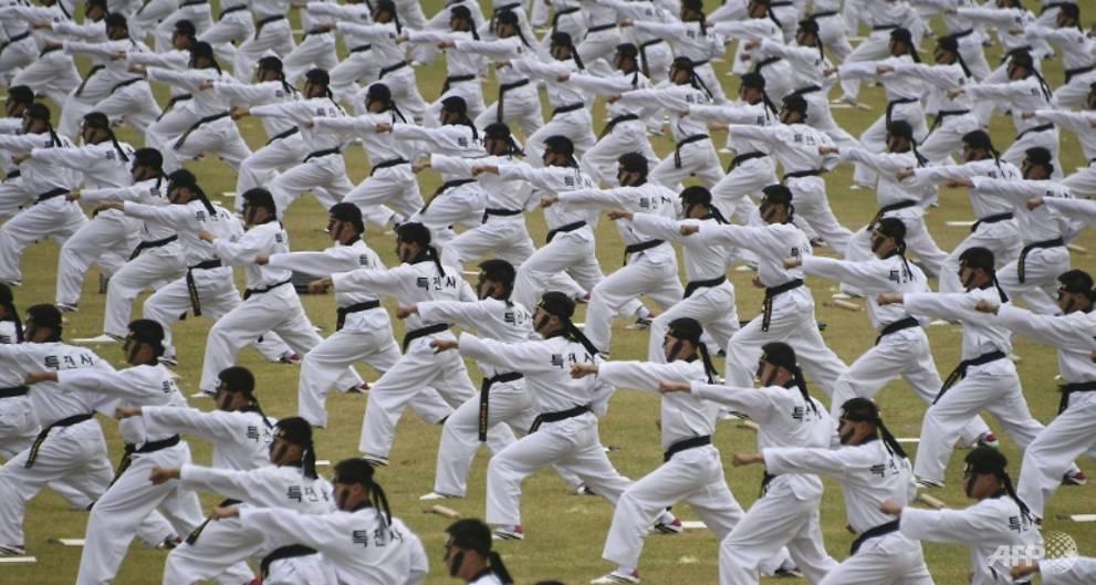 WTF? World Taekwondo Federation rebrands over acronym https://t.co/EZxkdgNqom