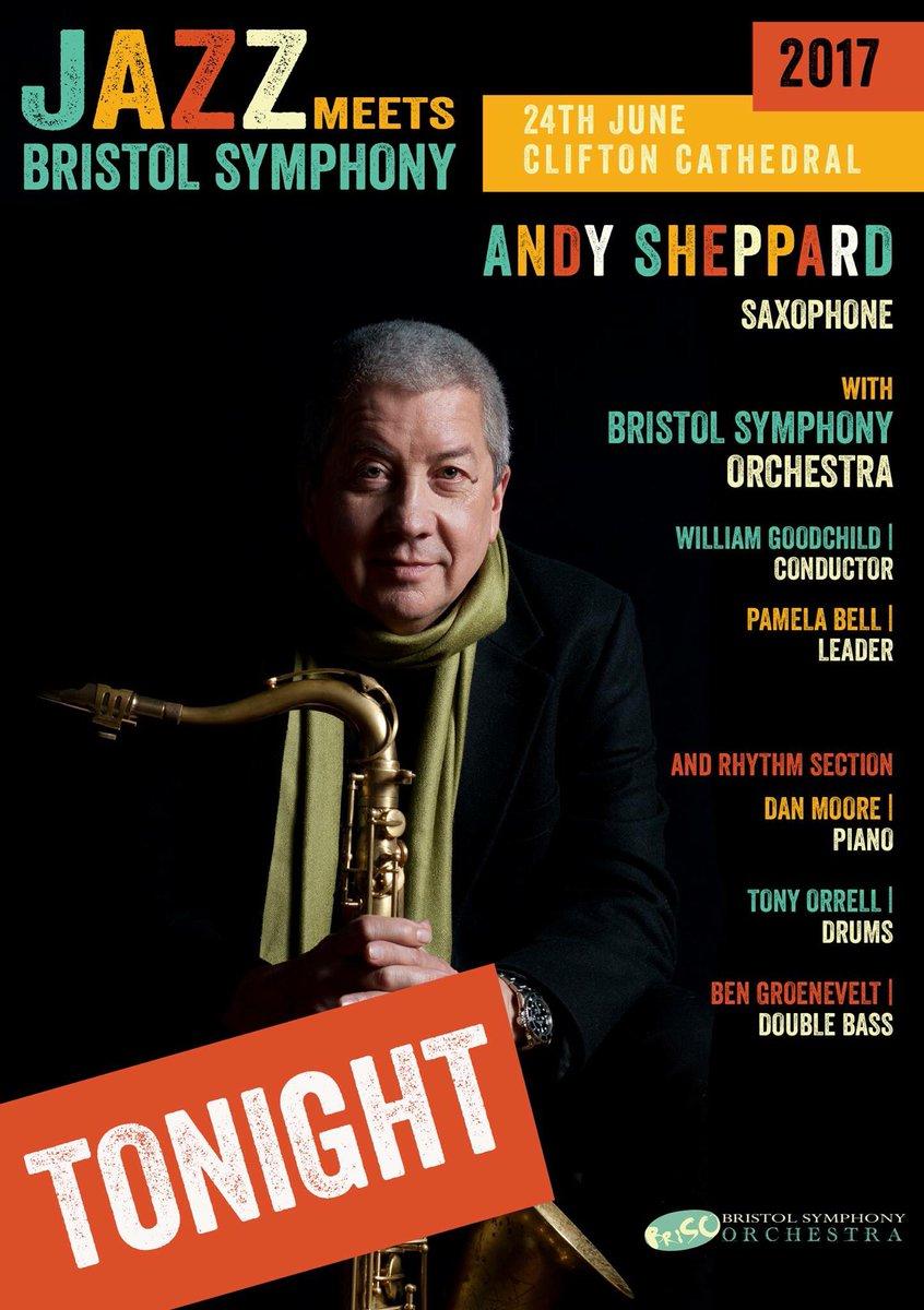 Tonight, tonight...  https://www. bristolsymphonyorchestra.com/with-andy-shep pard &nbsp; …  #Bristol #Jazz #Orchestra #WestSideStory<br>http://pic.twitter.com/UKYgI03Mun