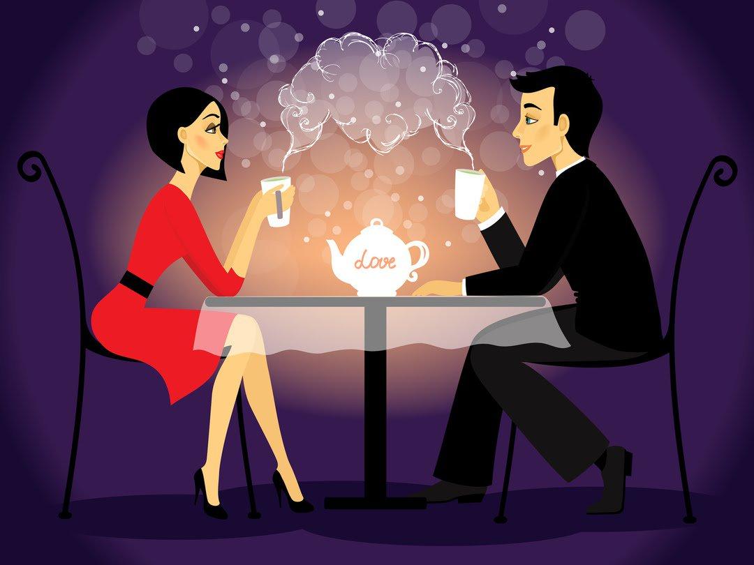 Анимашка картинка, открытки про свидания