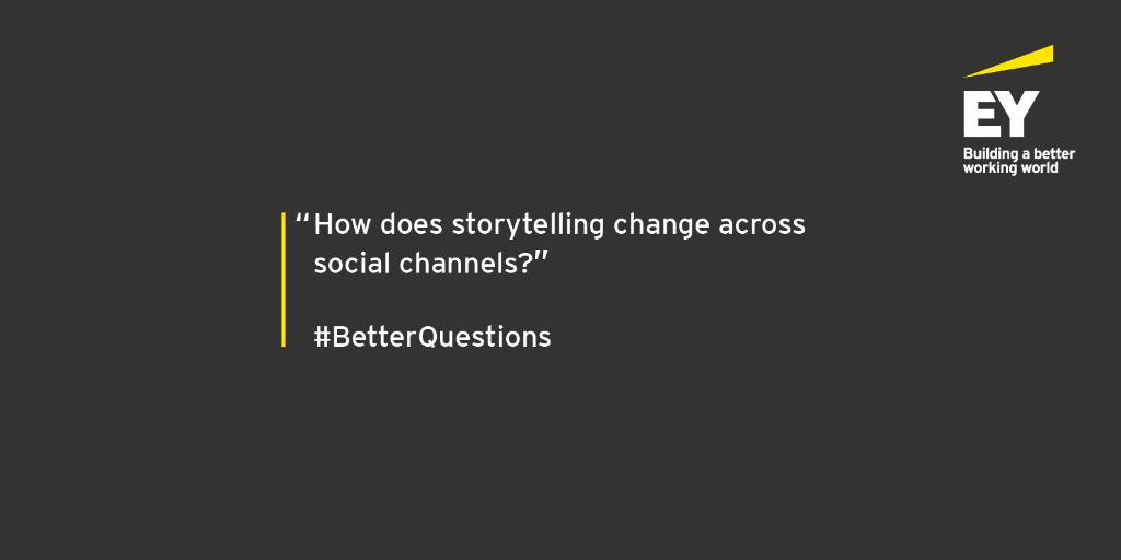 This is one of the questions asked at #CannesLions this week. How would you answer? #BetterQuestions