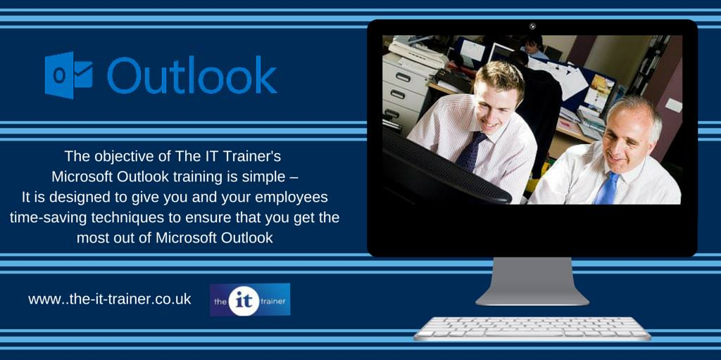Could your staff do with a little bit of training with Microsoft Outlook?    http:// The-IT-Trainer.co.uk/subjects/outlo ok/ &nbsp; …   #Microsoft #Outlook #M …<br>http://pic.twitter.com/2wEDnx8bdU