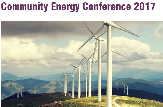 Excited to see some old friends in #Manchester today for #CEConf17 - @CEFortnight @brightonnrgcoop #CEF17  @plymenergycom  @SELonCommEnergy<br>http://pic.twitter.com/5246tmikJ2