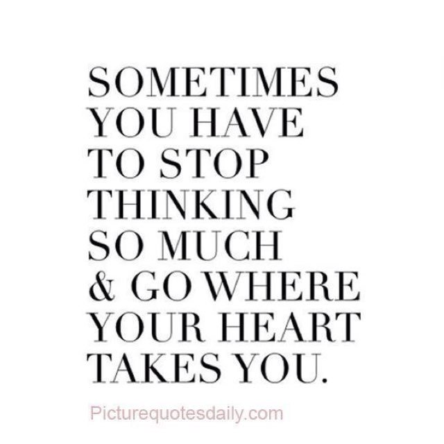 Your Heart is on Your Left But it's almost Always Right.  #Inspiration...